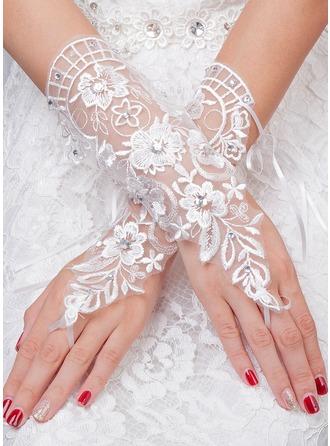 Tüll Braut Handschuhe