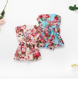 Cadeaux De Mariée - Beau Coton Peignoir