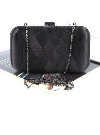 Elegant Satin Handtaschen/Umhängetasche