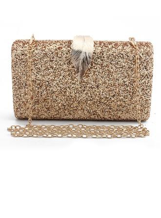 Einzigartig Funkelnde Glitzer Handtaschen