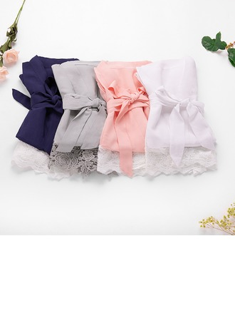 Bridesmaid Gifts - Beautiful Cotton Robe