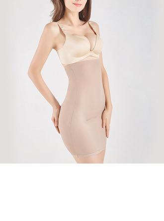 Femmes Féminine/Style Classique/Décontractée Polyester/Spandex/De chinlon Glisse Corsets