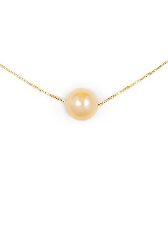 Silber Perle / Perlen Kreis Perlenkette Für Frauen Für Mutter / Mutter