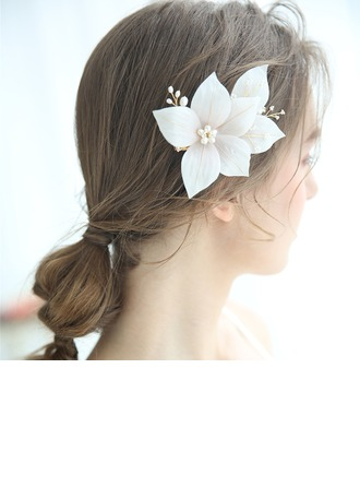 Ladies Glamourous Beads Hairpins (Sold in single piece)