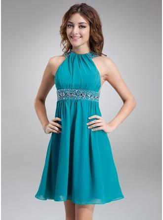 Vestidos para graduacion color jade