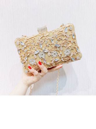 Elegant/Charming Alloy Clutches/Evening Bags