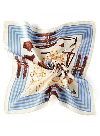Cuello/Cuadrado Bufanda cuadrada