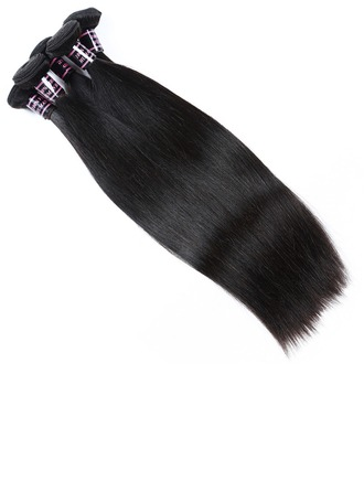 7A Primary cutting Straight Mid-Length Long Human Hair Hair Weaves/Weft Hair Extensions (Sold in a single piece) 100g