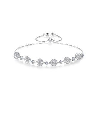 Fijne ketting Bruidsmeisje armbanden Bolo armbanden - Kerstcadeaus Voor Haar