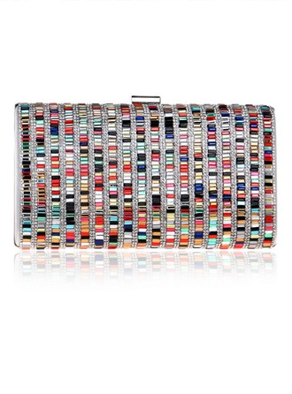 Attractive Alloy Clutches/Minaudiere