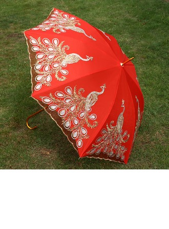 Impact tyg Bröllops Paraplyer
