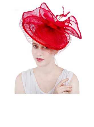 8e8844eae14a5 Ladies  Gorgeous Fashion Glamourous Cambric With Tulle Fascinators Kentucky  Derby Hats Tea Party Hats (196169616) - Hats - DressFirst