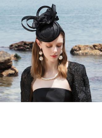 Ladies' Glamourous/Elegant Cambric Fascinators/Kentucky Derby Hats/Tea Party Hats