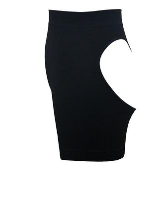 Black Spandex/Lycra Butt Lifter