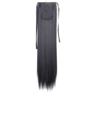 Straight Synthetic Hair Ponytails 100g