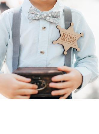 Yksinkertainen/Classic/Kaunis Kaunis/Houkutteleva Puinen Wedding Sign