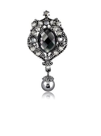 vintage stil Legering/Imitert Perle med Rhinestone/Imitert Perle Damene ' Brosje