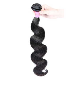 5A Body Wavy Hair Weaves/Weft Hair Extensions (Sold in a single piece)