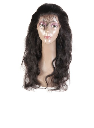 360 Frontal 5A Virgin/remy Water Wave Human Hair Closure (Sold in a single piece) 100g