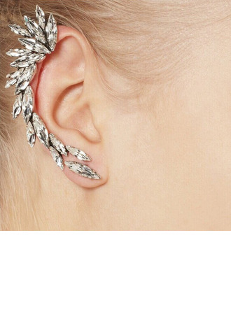 Ladies' Fancy Alloy Earrings For Friends/For Her