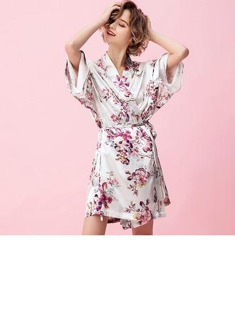 viskon Elyaf Büyüleyici Kadınsı Pijama mağazası