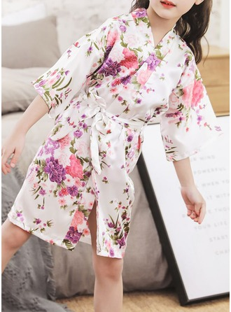 Non Personalisable charmeuse Fleuriste Robes Florales