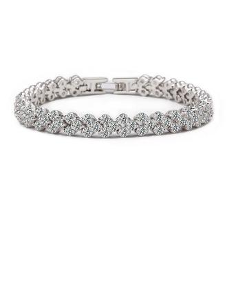 Tennis Bruids armbanden Bruidsmeisje armbanden - Kerstcadeaus Voor Haar
