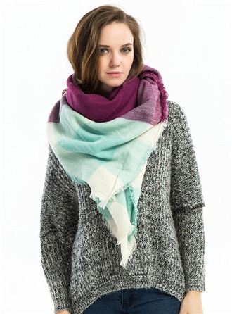 attractive/Cold weather Acrylic Scarf
