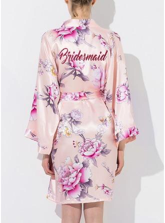 Bridesmaid Silk