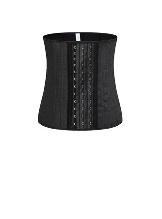 Women Sexy/Casual Polyester Waist Cinchers Shapewear