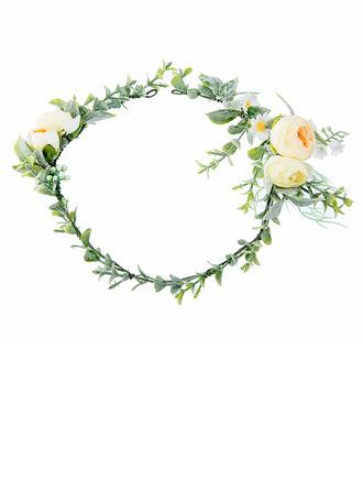 Bayan Özel Ipek Çiçek Taçlar