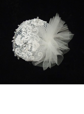 Gorgeous Rhinestone/Tulle Forehead Jewelry