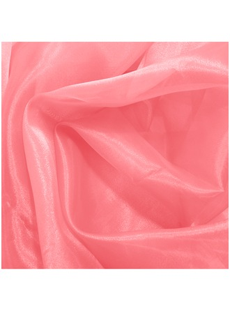 [Free Shipping] Organza Fabric by the 1/2 Yard