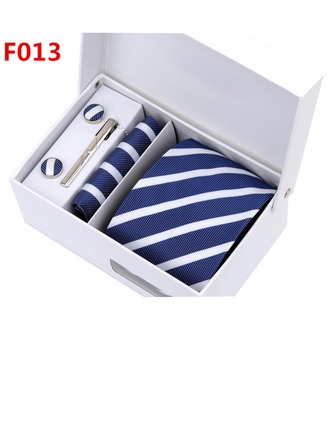 Klassisk stil polyester Tie Fluga