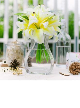 великолепный Атлас Свадебные букеты/Невесты Букеты/Декорации