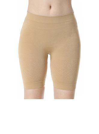 Mulheres Sexy/Discoteca/Charme Spandex do/dacron Shorts Cintas
