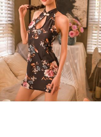 Polyester Klasik Kadınsı Pijama mağazası