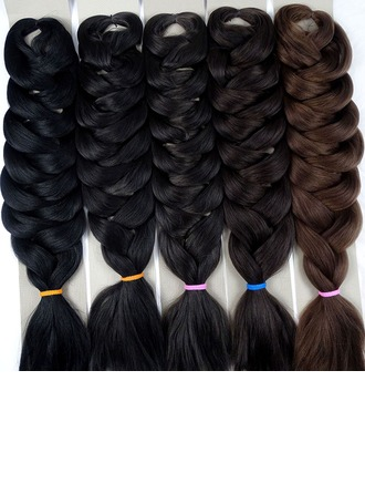 Jumbo Braid Synthetic Hair Braids (Sold in a single piece) 170g