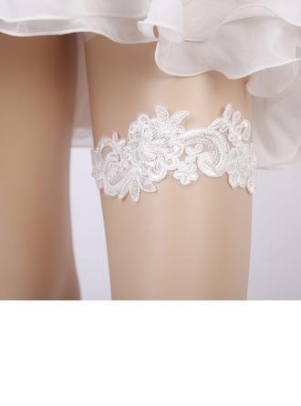 Brautmoden/Weiblich Attraktiv Lace Ligas