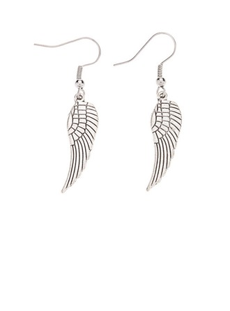 Wings Shaped Alloy Women's Fashion Earrings