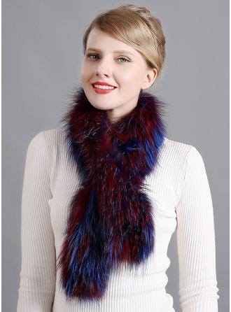 Fox Fur Bryllup Wrap