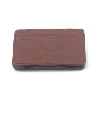 Groomsmen Gifts - Personalized Modern Pu Card Holder