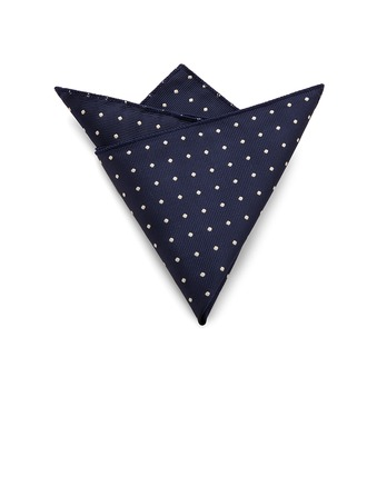 Klassisk stil Polyester Pocket Square