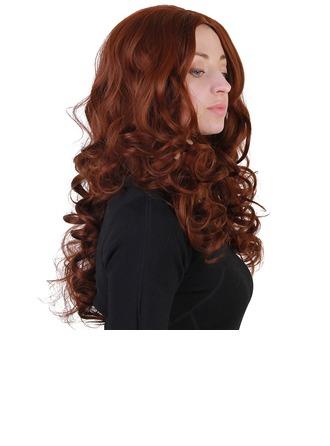 Kinky Curly Sintetico Parrucche sintetiche 220g