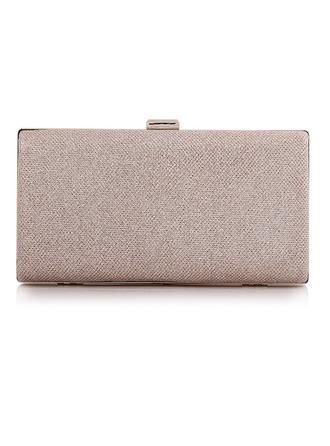 Mode Polyester/Legierung Handtaschen/Braut Geld-Beutel