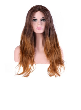 Water Wave Synthetic Hair Capless Wigs 300g