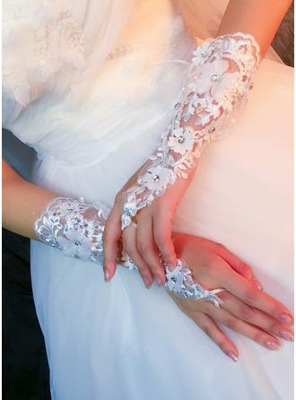 Kant Bruids Handschoenen