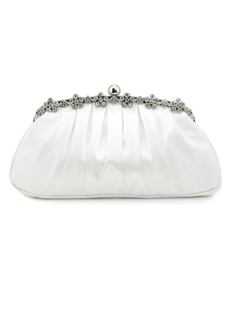 Fashionable Silk Clutches/Bridal Purse/Evening Bags
