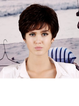 Straight Pixie Synthetic Wigs