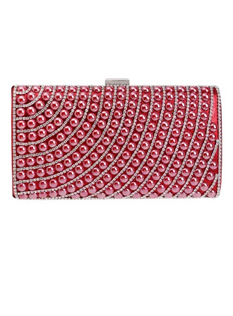 Classical Polyester Clutches